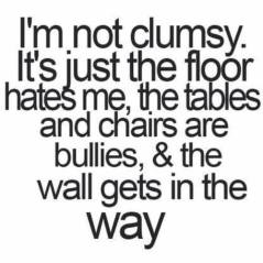 Im-Not-Clumsy