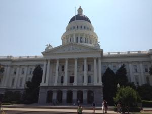 State Capitol Building, Sacramento