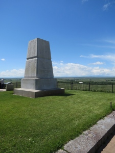 Little Big Horn Monument